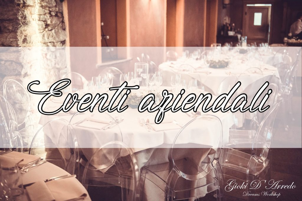 party planner torino